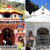 Kedarnath - Badrinath - Gangotri - Yamunotri