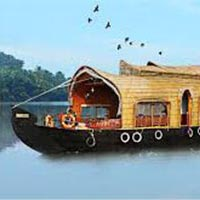 Munnar - Thekkady - Kovalam - Alleppey