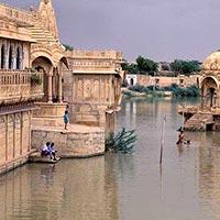 Delhi - Mandawa - Bikaner - Jaisalmer - Khuri - Jodhpur  - Ranakpur - Udaipur - Delhi