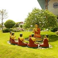 Bodhgaya - Rajgir - Nalanda - Varanasi - Kushinagar - Lumbini – Sravasti - Lucknow - Sankassia - Agra - New Delhi
