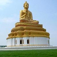 New Delhi - Lucknow - Sravasti - Lumbini - Kushinagar - Patna - Rajgir - Bodhgaya - Varanasi