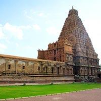 New Delhi - Chennai - Mahabalipuram - Pondicherry - Tanjore - Trichy - Srirangam - Madurai - Periyar - Kumarakom - Alleppey- Kochi - Bangalore - Hassan - Mysore