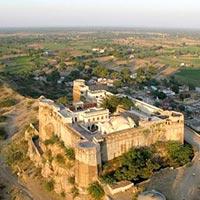 New Delhi - Agra - Madhogarh - Jaipur - Samode - Khimsar - Roopangarh - Deogarh - Udaipur