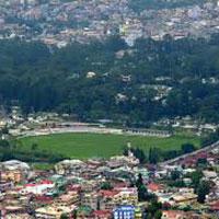 Guwahati - Shillong - Cherrapunji - Mawlynnong