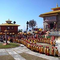 Sikkim - Gangtok - Pelling - Yamunang - Namchi -Darjeeling