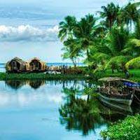 Ooty - Kodaikanal - Munnar - Kumarakom