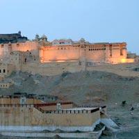 Neemrana - Jaipur - Devigarh - Rohet - Pokhran - Jaisalmer - Gajner - Alsisar - Delhi