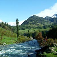 Jammu - Srinagar - Sonmarg - Gulmarg - Pahalgam - Patnitop