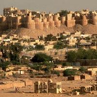 Jaipur - Bikaner - Jaisalmer - Jodhpur - Ranakpur - Kumbhalgarh - Udaipur - Chittorgarh - Pushkar - Ranthambore