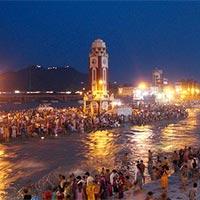 Jalandhar - Dehradun - Haridwar - Rishikesh - Neelkanth
