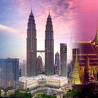Singapore - Genting - Kuala Lumpur - Bangkok