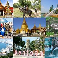 Singapore - Phuket - Pattaya - Bangkok