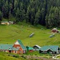 Srinagar - Gulmarg - Pahalgam - Srinagar
