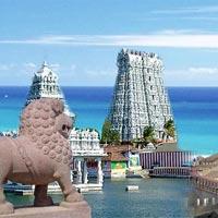 Chennai - Mahabalipuram - Pondicherry - Chidambaram - Thanjavur - Trichy - Madurai - Rameswaram - Kanyakumari - Kodaikannal - Ooty
