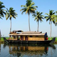 Trichur - Cochin - Munnar - Periyar - Alleppey - Trivandrum - Kanyakumari