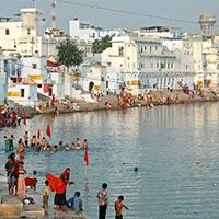 Jaipur - Ranthambore - Pushkar - Eklingji - Nathdwara - Udaipur