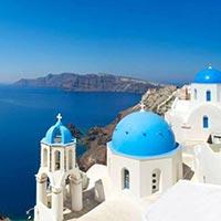 Greek Island - Athens - Mykonos - Santorini