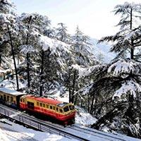 Kolkata - Dharamshala - Dalhousie - Manali - Shimla