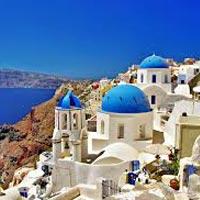 Athens - Santorini - Mykonos - Athens