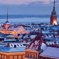 Moscow - Kremlin - Saint Petersburg - Hermitage Museum - Helsinki - Stockholm - Bergen - Flamsbana - Oslo - Carlsberg Brewery
