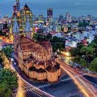Hanoi - Ho Chi Minh - Siem Reap