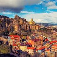 Tbilisi - Ananuri - Kazbegi - Mtskheta