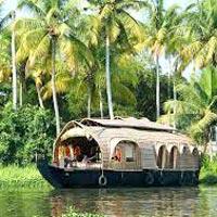 Cochin - Munnar - Thekkady - Alappuzha