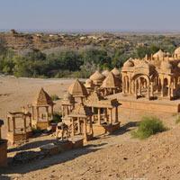Delhi - Agra - Jaipur - Shekhawati - Bikaner - Jaisalmer - Jodhpur - Mount Abu - Udaipur - Bombay - Goa