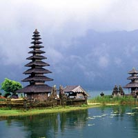 Bali - Kintamani - Tanjung Benoa - Tanah Lot - Bali