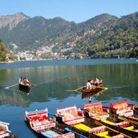 Nainital - Nainital Lake - Ranikhet - Kausani - Almora - Jim Corbett