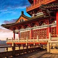 Beijing - Shanghai - Hong Kong