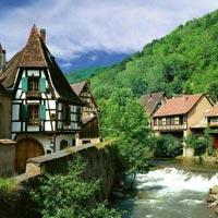 Zurich - Lucerne - Mt Titlis - Lucerne - Interlaken - Mt Jungfraujoch - Interlaken - Zurich