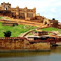 Agra - Delhi - Jaipur