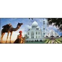 Delhi - Jaipur - Agra - Orchha - Khajuraho - Varanasi