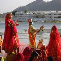 Jaipur - Chittorgarh- Udaipur - Mount Abu - Udaipur