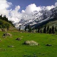 Srinagar - Sonamarg - Pahalgam - Gulmarg - Srinagar