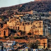 Jaipur - Shekhawati region - Bikaner - Jaisalmer - Jodhpur - Mount Abu - Udaipur - Ranakpur - Bundi - Chittorgarh and  Ranthambore Tiger park