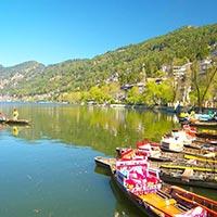 Masoori - Nainital - Kausani - Corbett National Park