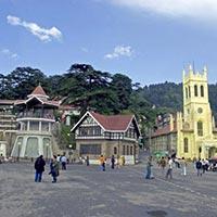 Delhi - Manali - Shimla