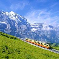 Paris - Disneyland - Lucerne - Interlaken - Zermatt - Zurich