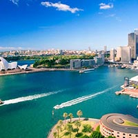 Sydney - Cairns - Gold Coast