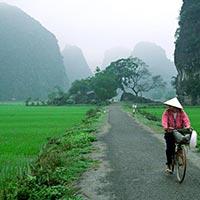 Saigon - Hoian - Hue - Halong
