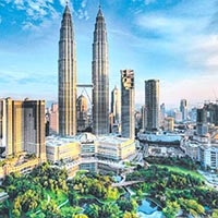 Kuala Lumpur - Genting - Penang