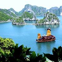 Hanoi - Halong - Saigon - Cu Chi - Siem Reap