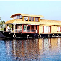 Cochin - Alleppey - Houseboat - Kovalam - Trivandrum
