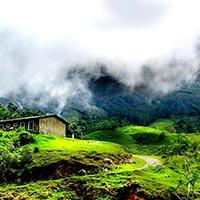 Bangalore - Mysore - Ooty - Kodai - Munnar - Alleppey - Kovalam - Trivandrum