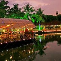 Guruvayoor - Kalady - Cochin - Munnar - Thekkady - Kumarakom - Alleppey - Varkala - Kovalam - Trivandrum