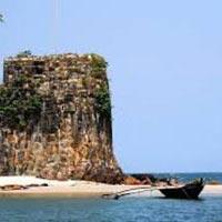 Sindhudurga - Tarkarli - Kunkeshwar Mandir - Beach - Medha Ganesh Mandir