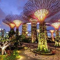 Singapore - Putrajaya - Kuala Lumpur - Penang