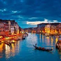 Como - Venice - Milan